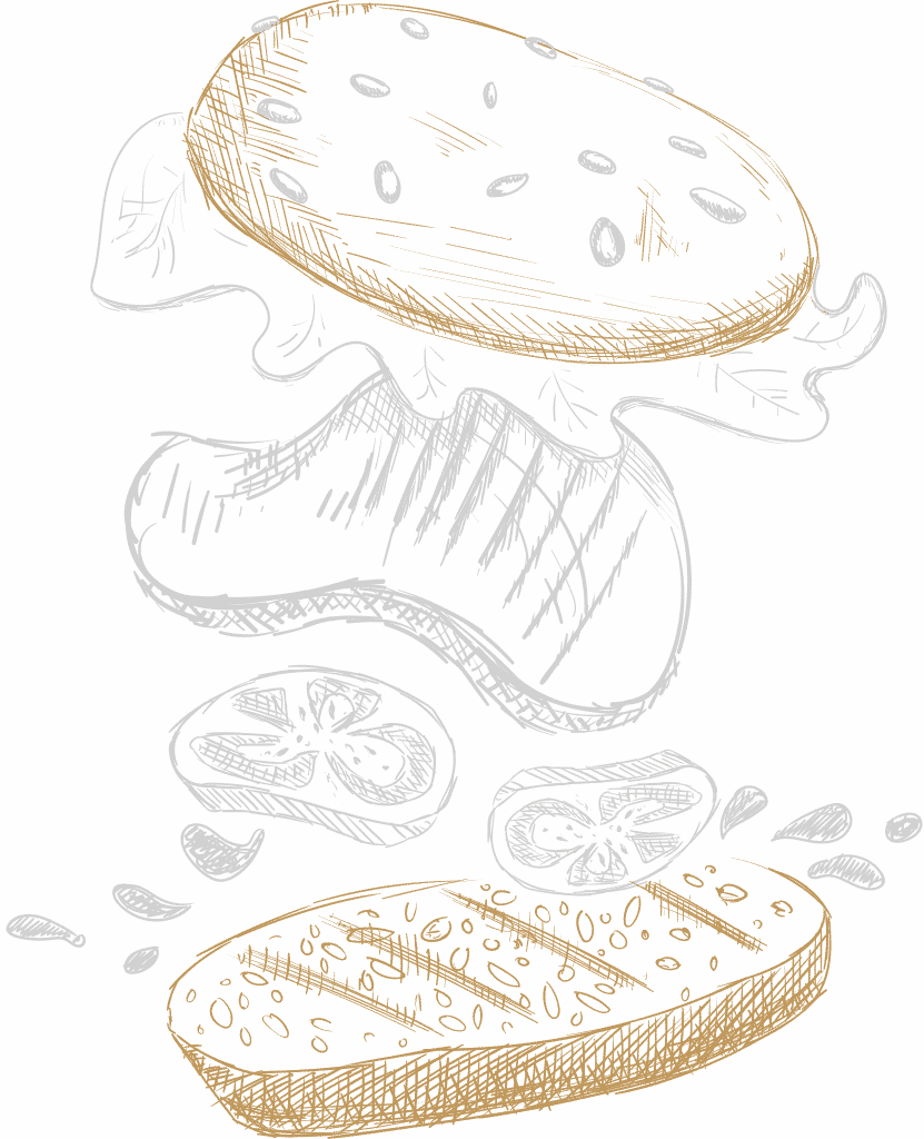 essbar-Burger
