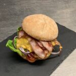 Texas Burger Pulled Pork